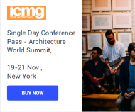 Single Day Pass - Architecture Summit (19-21 Nov), Early Bird